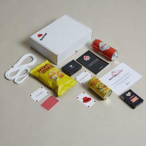 Kit de magia para marketing interno de empresas y eventos